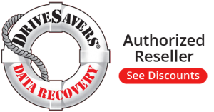 Drive Savers Authorized Reseller