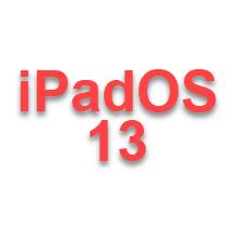 iPadOS 13 compatible iPads